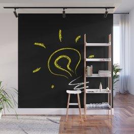 idea Wall Mural