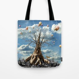 750 years old - happy birthday ! Tote Bag