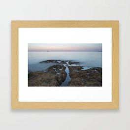 Crawfordsburn Framed Art Print