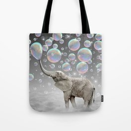 The Simple Things Are the Most Extraordinary (Elephant-Size Dreams) Tote Bag