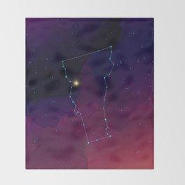 Vermont Constellation Throw Blanket