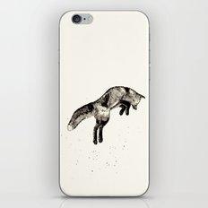 Fox Ink iPhone & iPod Skin