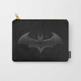Superman - Bat man Carry-All Pouch