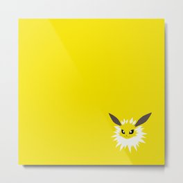 Jolteon Metal Print