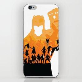 ZZZ iPhone Skin