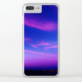 City by Atlantic Clear iPhone Case