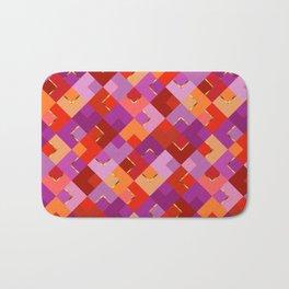 Poppy Colors for Fun Bath Mat