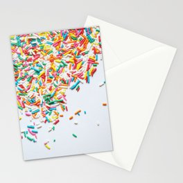 Sprinkles Party II Stationery Cards