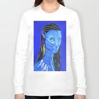 avatar Long Sleeve T-shirts featuring Avatar by maggs326