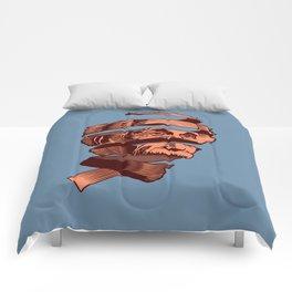 E=M.C. Escher Comforters