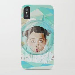 Fish Girl iPhone Case