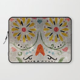 Calavera de Azucar II Laptop Sleeve