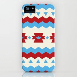 RIP Pattern iPhone Case