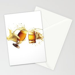 oktoberfest 2019 : Beer celebrate best party ever Stationery Cards