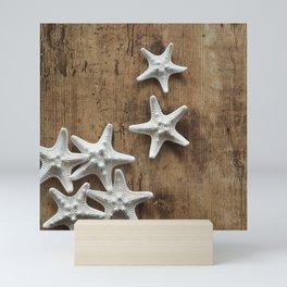 starfish 6 Mini Art Print