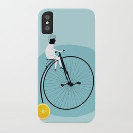My bike iPhone Case