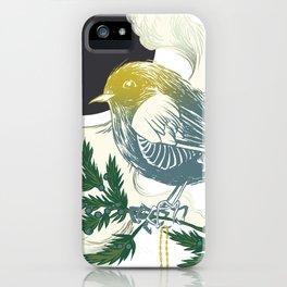The Juniper Tree iPhone Case