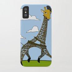 Gireffel Tower iPhone X Slim Case