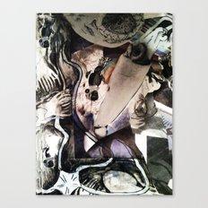 Sea MAsh Canvas Print