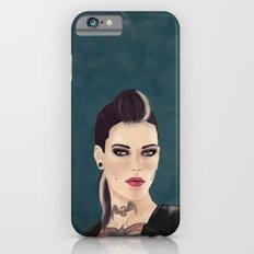 Clara Lille Watch Dogs Slim Case iPhone 6s