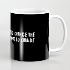 CHANGE Coffee Mug