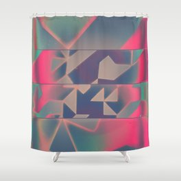 Please Excuse Yourself And Leave Shower Curtain