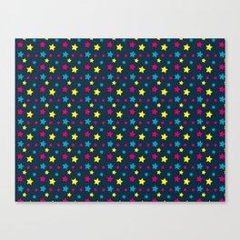 Vinnie Star 1 - Midnight Canvas Print
