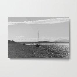 Elliott Bay Metal Print