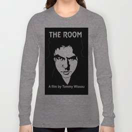 The Room- Tommy Wiseau Long Sleeve T-shirt
