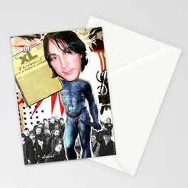 COLLAGE: Manuel Agnelli Stationery Cards