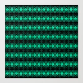 Oregon Green Canvas Print