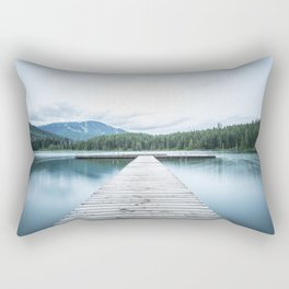 Floating Fun Rectangular Pillow