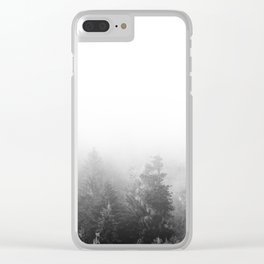 New Day - Adventure Morning Clear iPhone Case