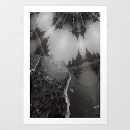 Nowhere/ Art Print