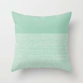 Riverside - Hemlock Throw Pillow