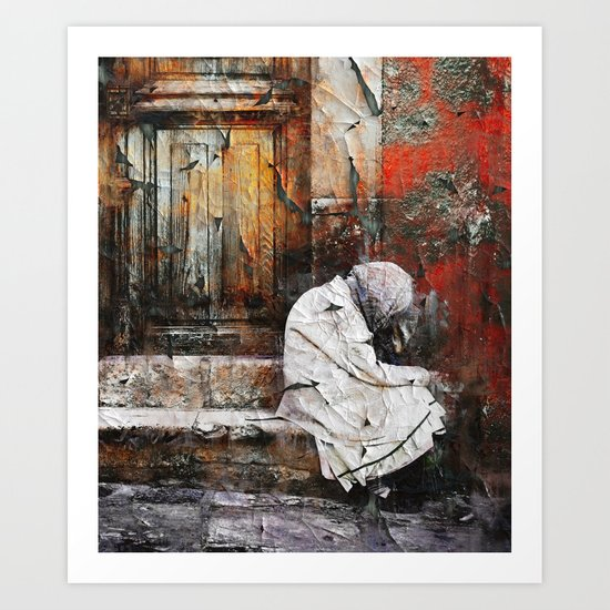 Remember To Embrace The Golden Years Art Print