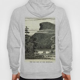 The Old Man of the Mountain Hoody