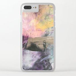 Anthemoessa Clear iPhone Case