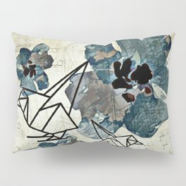 Chickadee-dee Pillow Sham