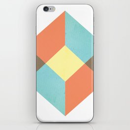 You don't have to say anything at all iPhone Skin