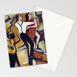 Suenos de Tango Stationery Cards