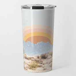 Arizona Sun rise Travel Mug