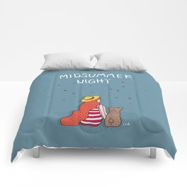 A MIDSUMMER NIGHT Comforters