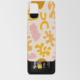 Autumn Abstract 92 Android Card Case