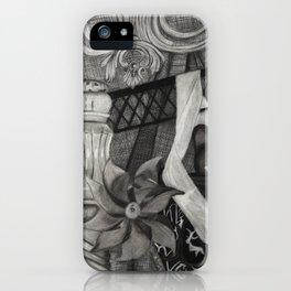 Perpetual Pinwheel iPhone Case