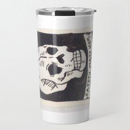 Skull Matchbox Travel Mug