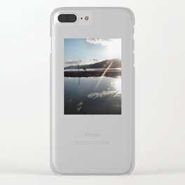 Beauty in the Wrecking Clear iPhone Case