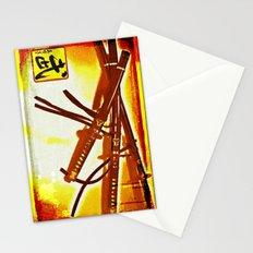 Warrior's Spirit Stationery Cards