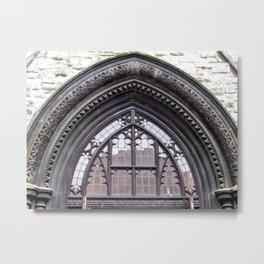 Church view Metal Print