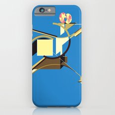 Space Ship iPhone 6s Slim Case